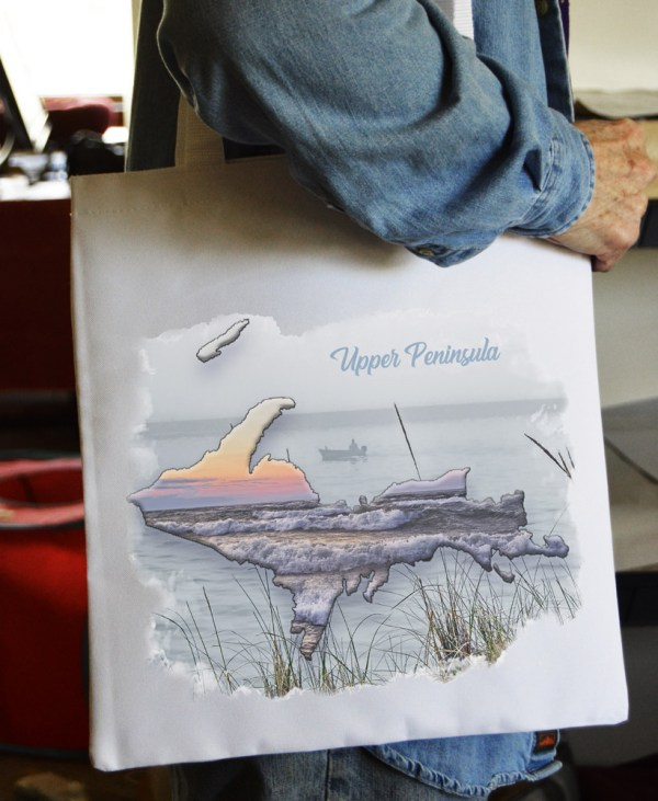 Tote Bag Upper Peninsula