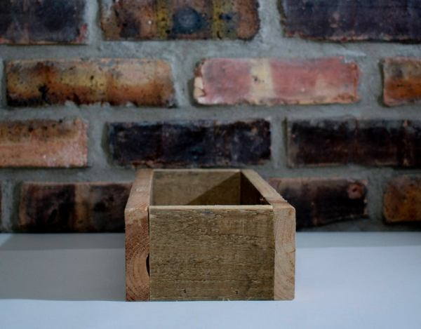 Rustic Reclaimed Wooden Box