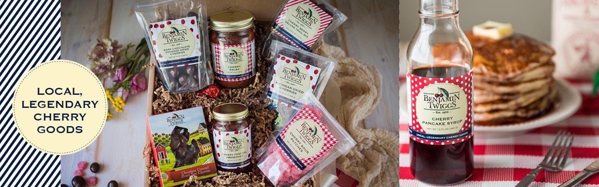 Benjamin Twiggs Cherry Products