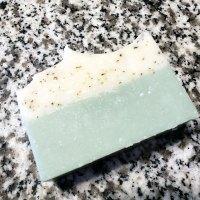 Spearmint Eucalyptus Soap