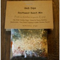 Southwest Ranch Dip Mix