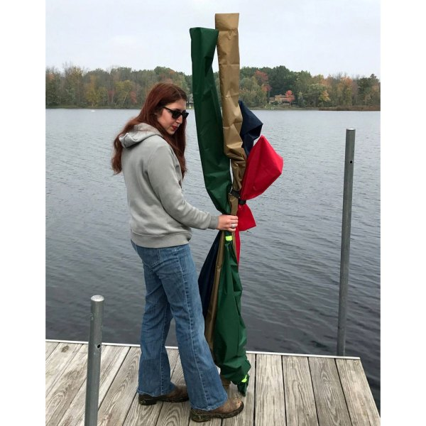 Fishing Pole Covers