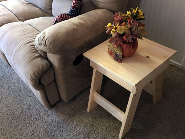 White Pine End Tables