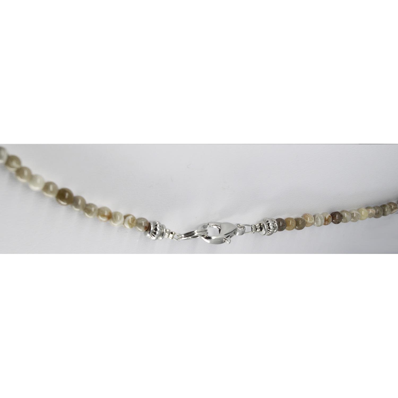 Clasp for Jasper Petoskey Stone Necklace