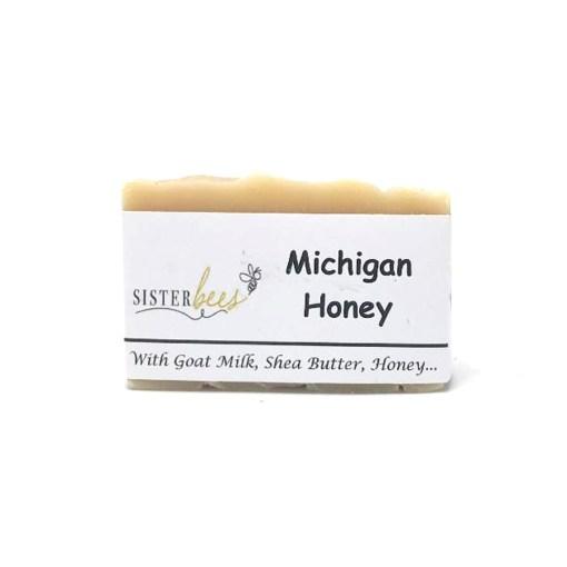 Michigan Honey Soap