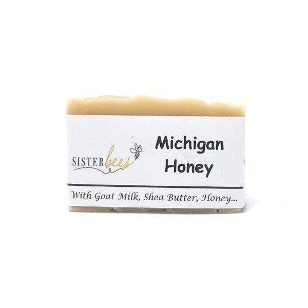 Michigan Honey Soap