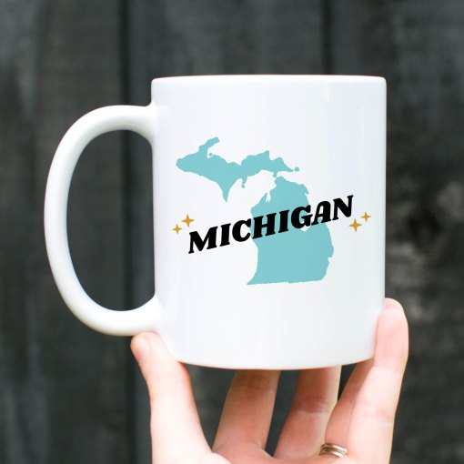 Michigan Mug