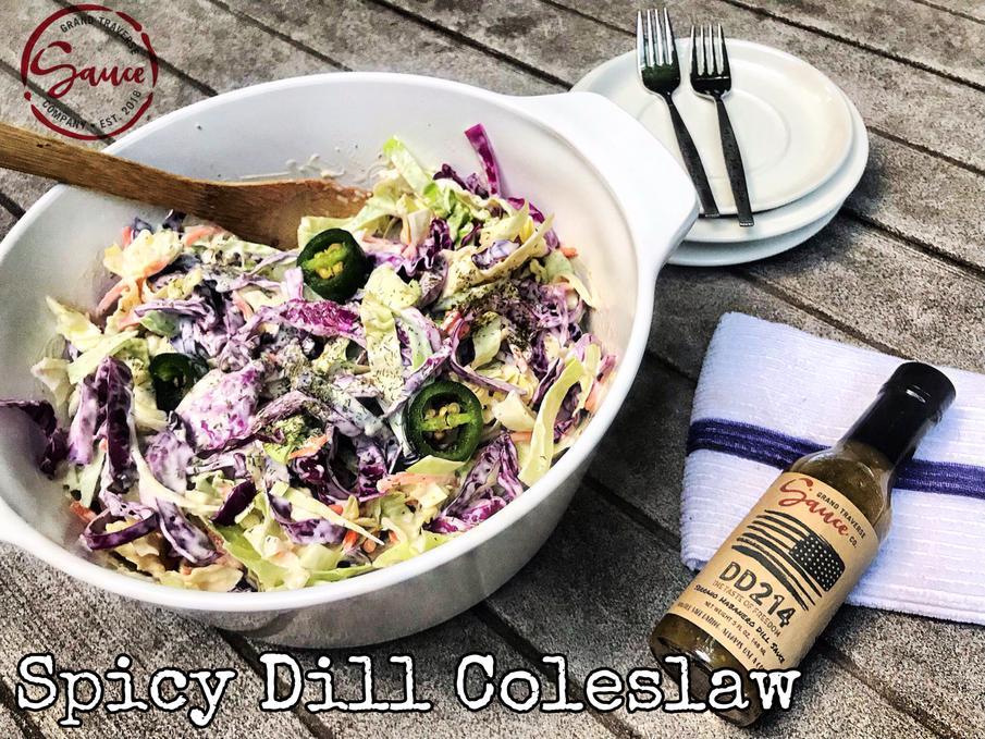 DD214 Cole Slaw