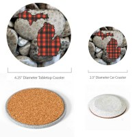 Petoskey Stone Plaid Michigan