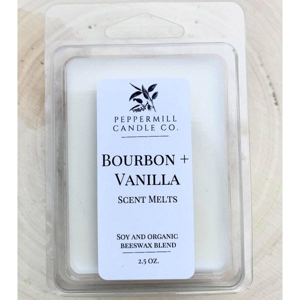Bourbon Vanilla Wax Melts