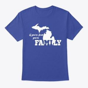 Michigan Tshirts