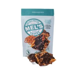Chocolate Sea Salt Pretzel Toffee