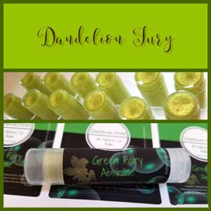 Wholesale Dandelion Fury Lip Balm