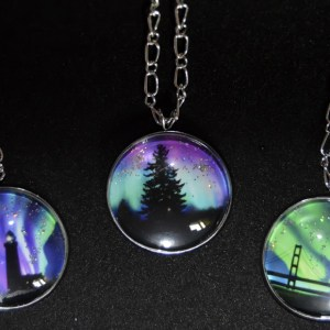 Northern Lights Necklaces