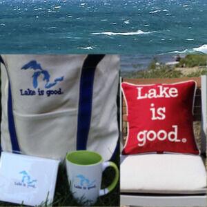 Lake Is Good Home Decor