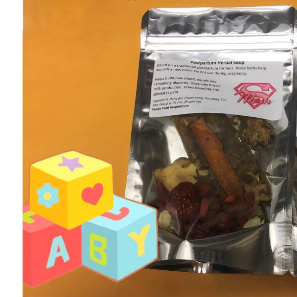 Postpartum Herbal Soup Kit