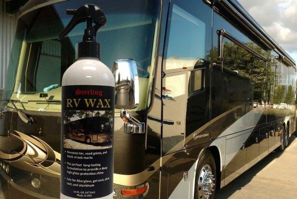 Sterling RV Wax