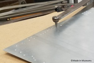 Correcting tongs (the Braille version of whiteout)