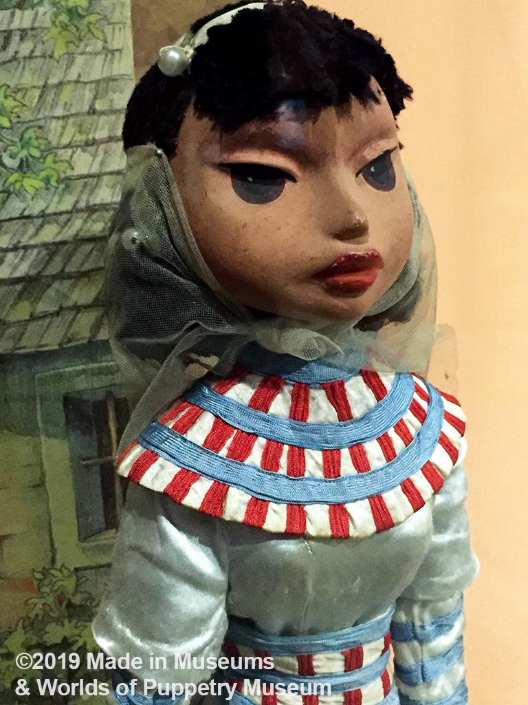 Czechoslovakia puppet