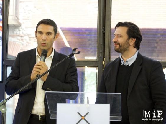 Fabrice Lorente et Eric Forcada - Miro