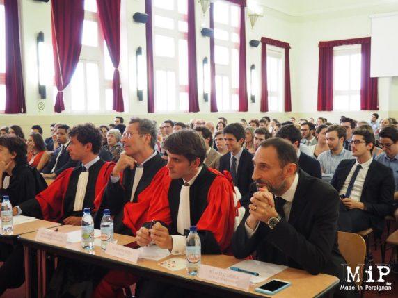 Concours d'éloquence-Salle des Libértés