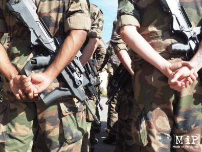 Régiment Marche Tchad 1