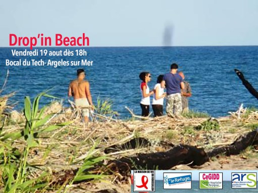 Drop'in Beach @Le Refuge