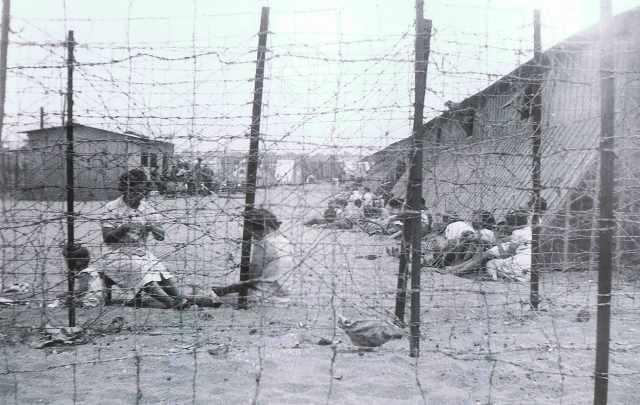 Le Camp d'Argeles sur Mer par Manuel Moros 1939-1940