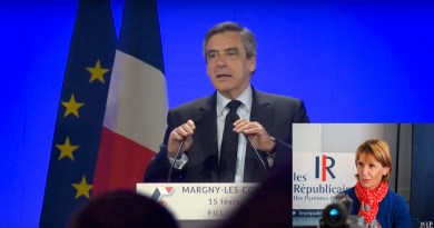 Malgré la poursuite des investigations sur «l'affaire» Fillon, Maïté Sanchez Schmid déclarait : «La campagne continue»