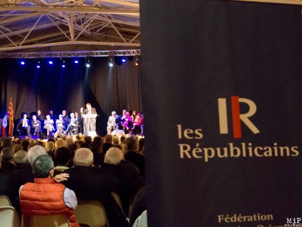 LR 66 Laurent Wauquiez et Christian Jacob à St Esteve - Février 2017