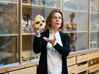 Amélie Vialet - Maître de conférence en Paléo-Antrhorpologie
