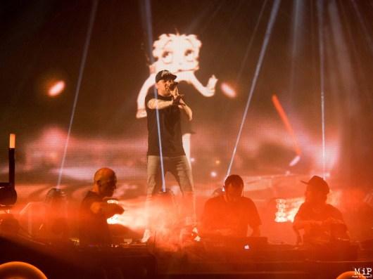Chinese Man concert Mars 2017