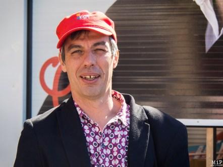 Philippe Assens soutient Agnès Langevine