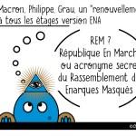 DuBulle #37 Macron le «renouvellement» version ENA