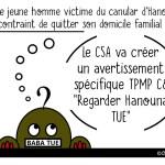 DuBulle #40 Un avertissement CSA spécial TPMP