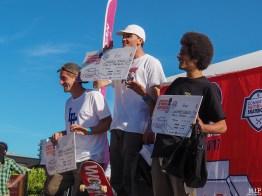 Championnat de France Skateboard - Etape Perpignan - Podium-5060816