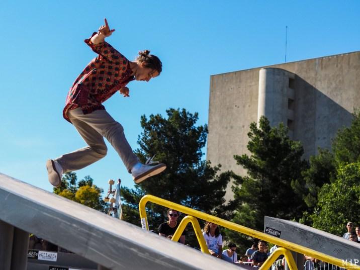 Championnat de France Skateboard - Etape Perpignan - Suite-5070861