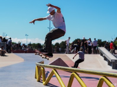 Championnat de France de Skateboard - Perpignan-5060143