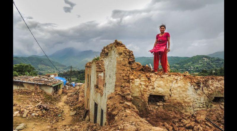 Grand Prix Paris Match – Diane Fontaine et la vie après le séisme de Katmandou