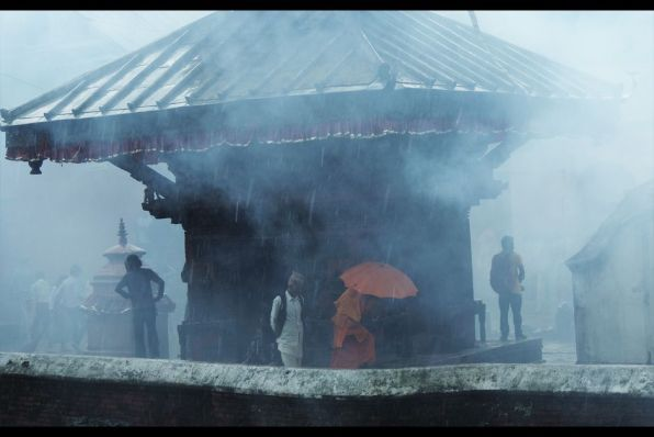 Une mousson bien malvenue. D'ordinaire, la mousson au Népal s'étend de Juin à Septembre. Cette année-là, les pluies diluviennes ont frappé le pays dès Avril, et n'ont fait qu'aggraver l'insalubrité ambiante.