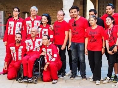 La team perpignanaise de Rêves de Gosse