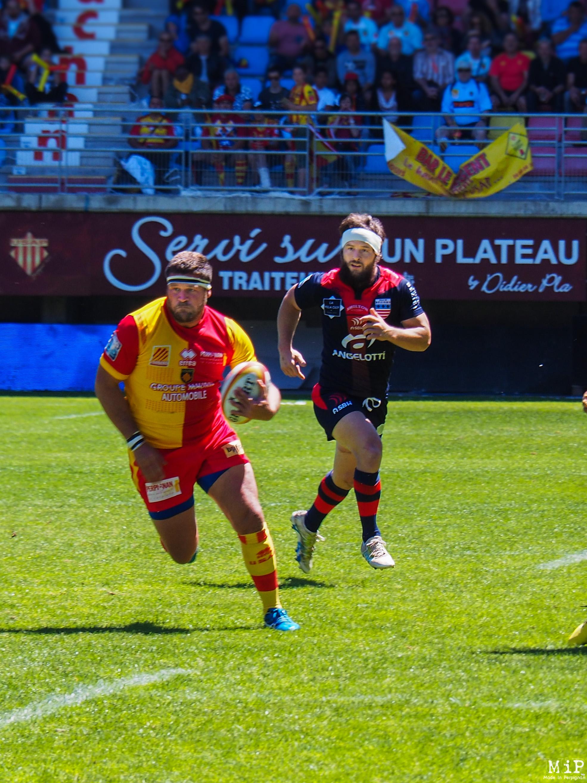 USAP - Beziers - Dernier match de la saison -5060694