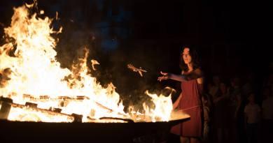 Les feux montagnards de la Saint Jean – Tradition catalane à Vernet les Bains