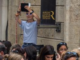 UCAP - Les Commercants de Perpignan fête l'ouverture du Musée Rigaud et Picasso-6240399