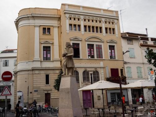 Bâtiment de la Bourse du Travail - Place Rigaud
