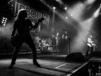 Deferlantes 2017 - Airbourne