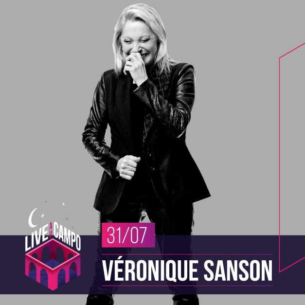 VERONIQUE SANSON - Live in Campo 2017
