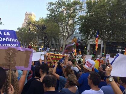 Barcelone - No Tenim Por
