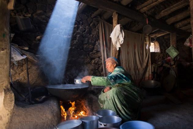 Sur la route du lait en Asie Crédit Photo Emmanuelle Mingasson