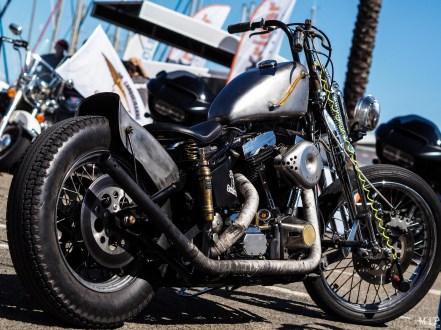 Concentration Harley Davidson à Saint Cyprien dans les Pyrénées Orientales-9160076